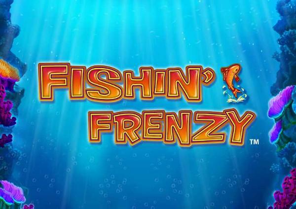 casino fishing frenzy slot