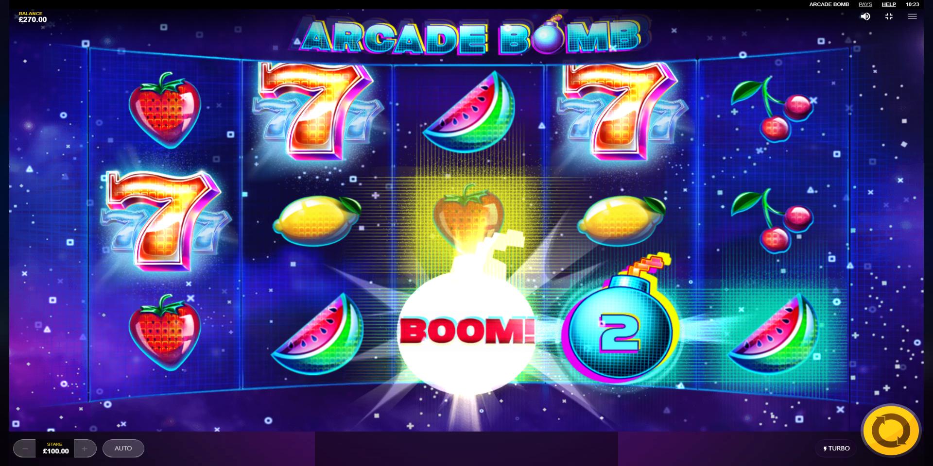 Arcae Bomb