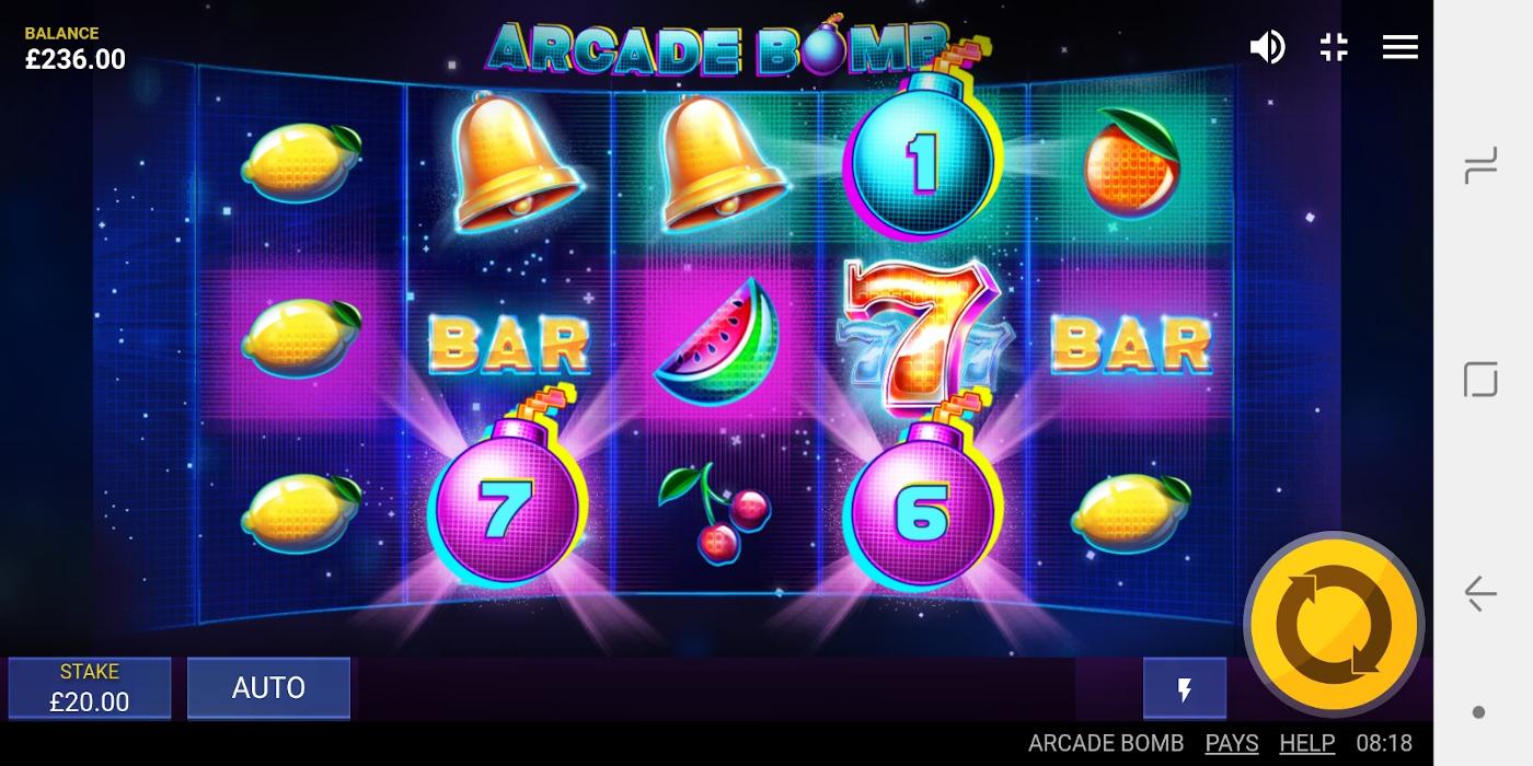 Ватсап arcade bomb аркадная бомба игровой автомат тарифной онлайн unionbet