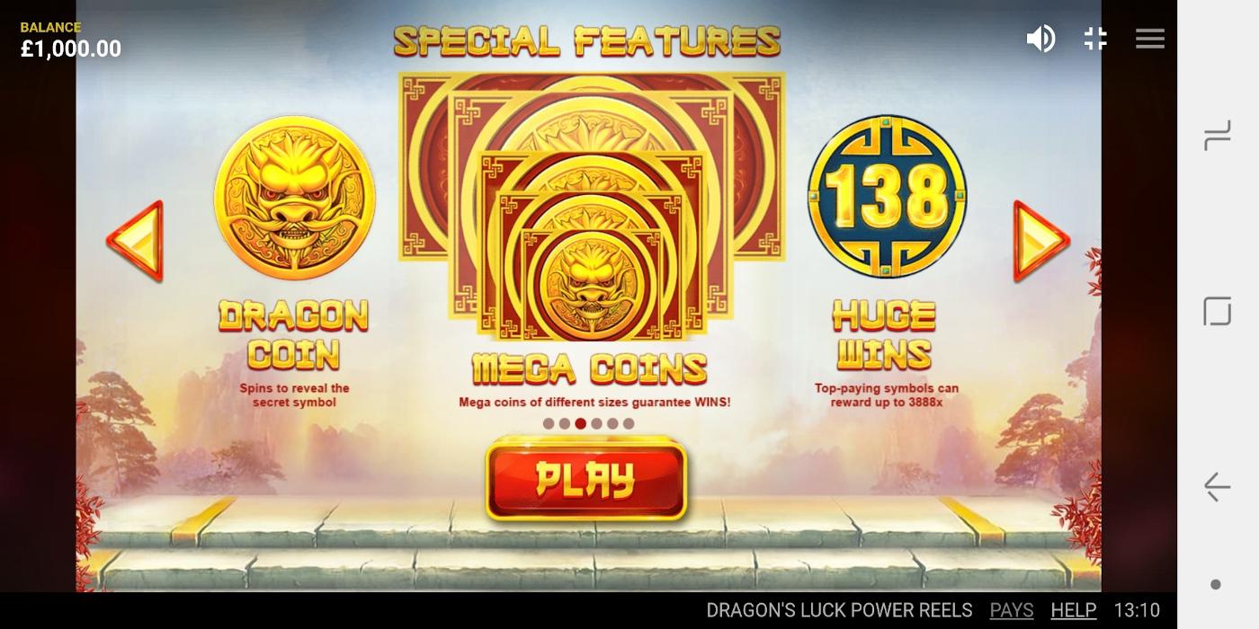 Dragons Luck Demo