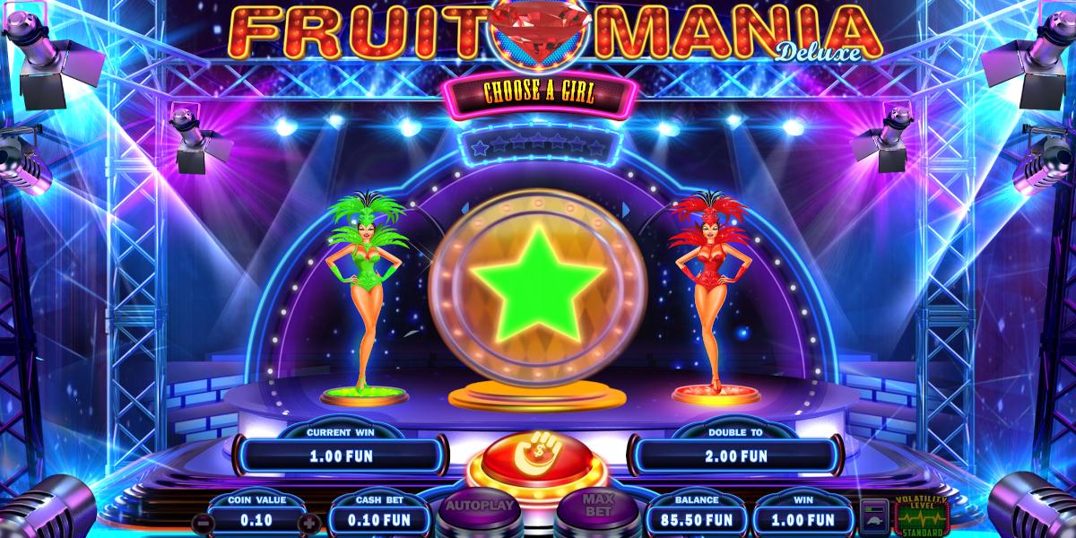 Slots Mania Deluxe