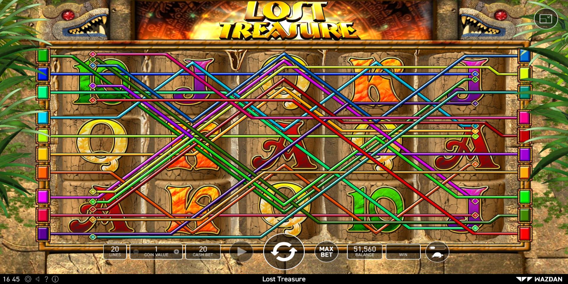 Slots Lost Treasure