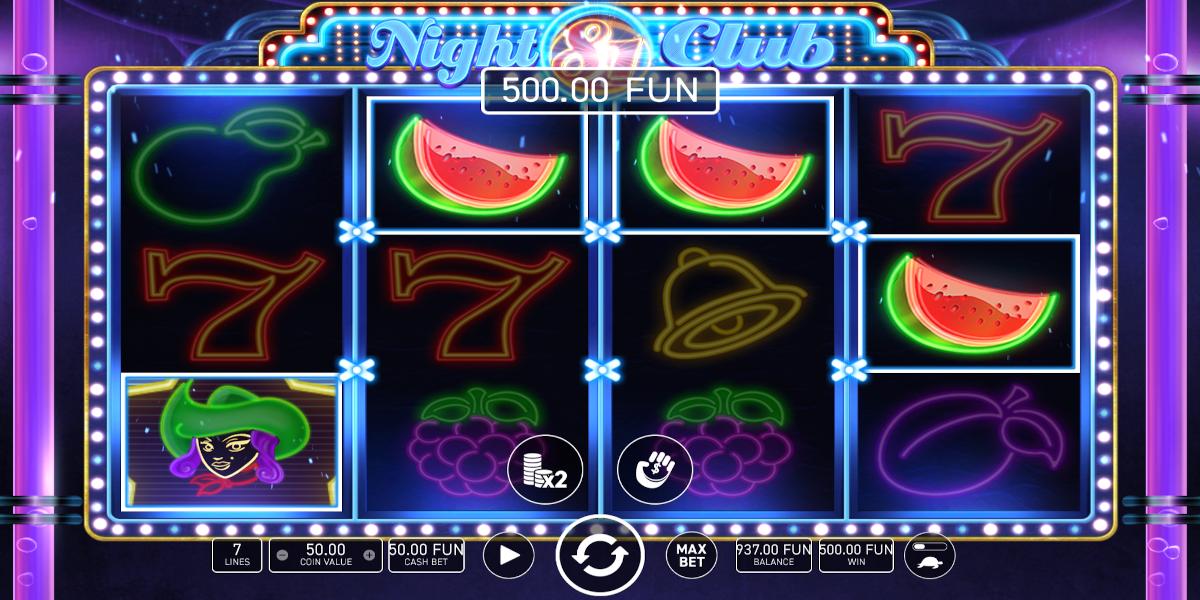 Night Club 81 Slot Machine