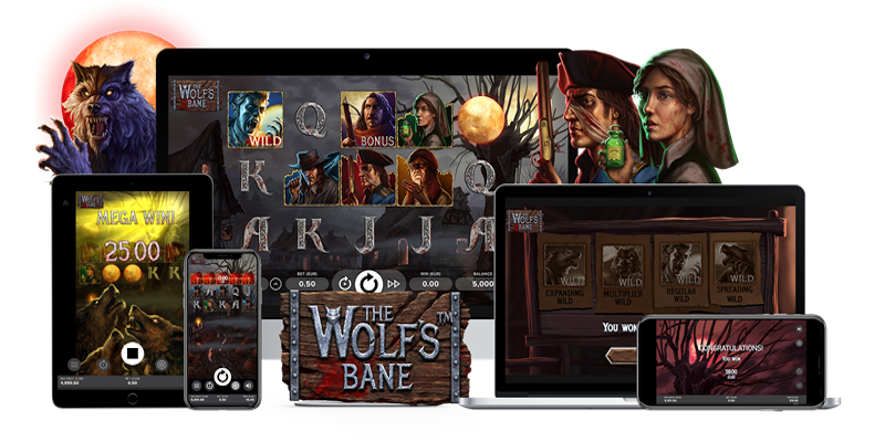 Spiele The WolfS Bane - Video Slots Online