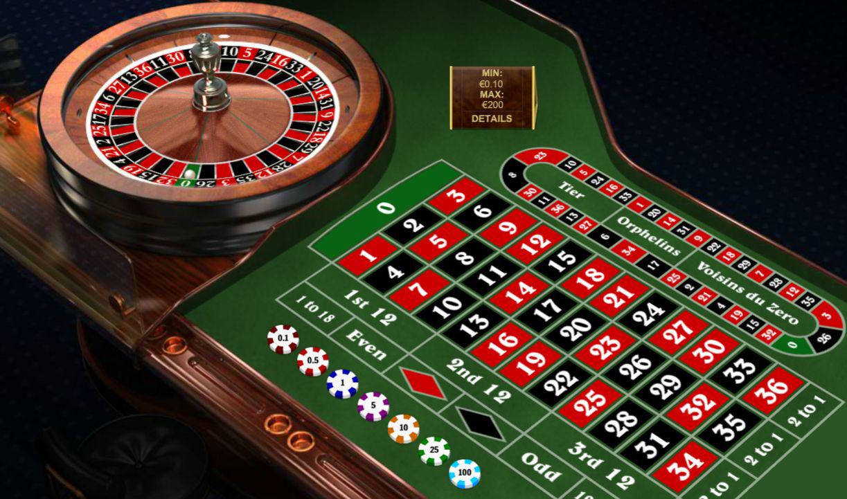 играть в рулетку на деньги i от 1