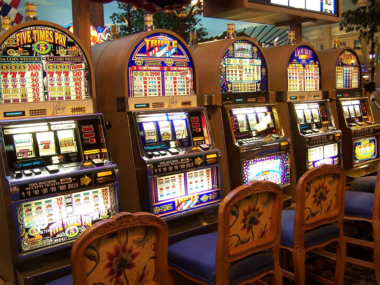 Slot Machines play slot slots online