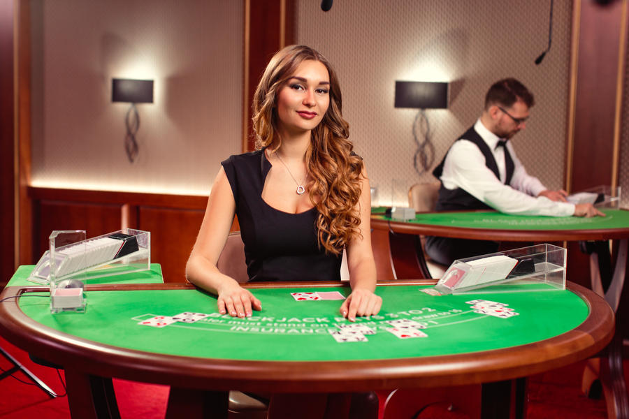Online BlackJack - Live casino games