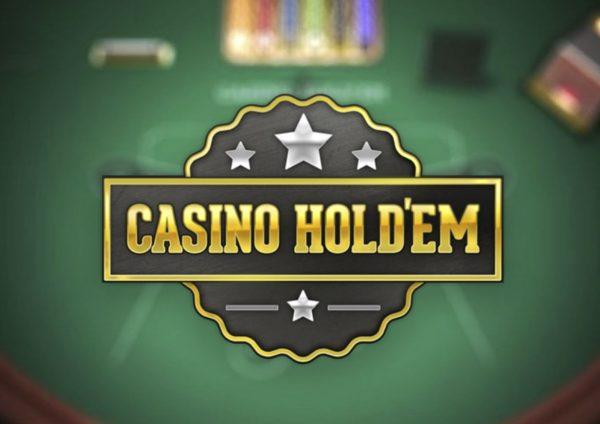 Casino holdem pokeripeli säännöt ja strategia