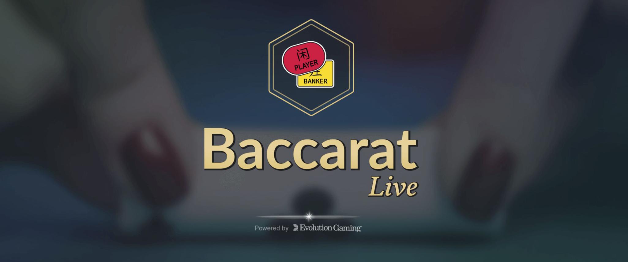 Live kazino nodrošinātājs Evolution gaming