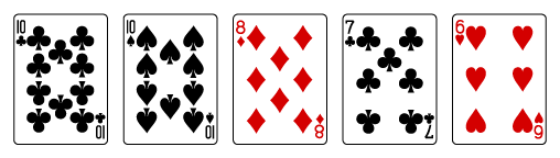 video poker rules for beginner-pair