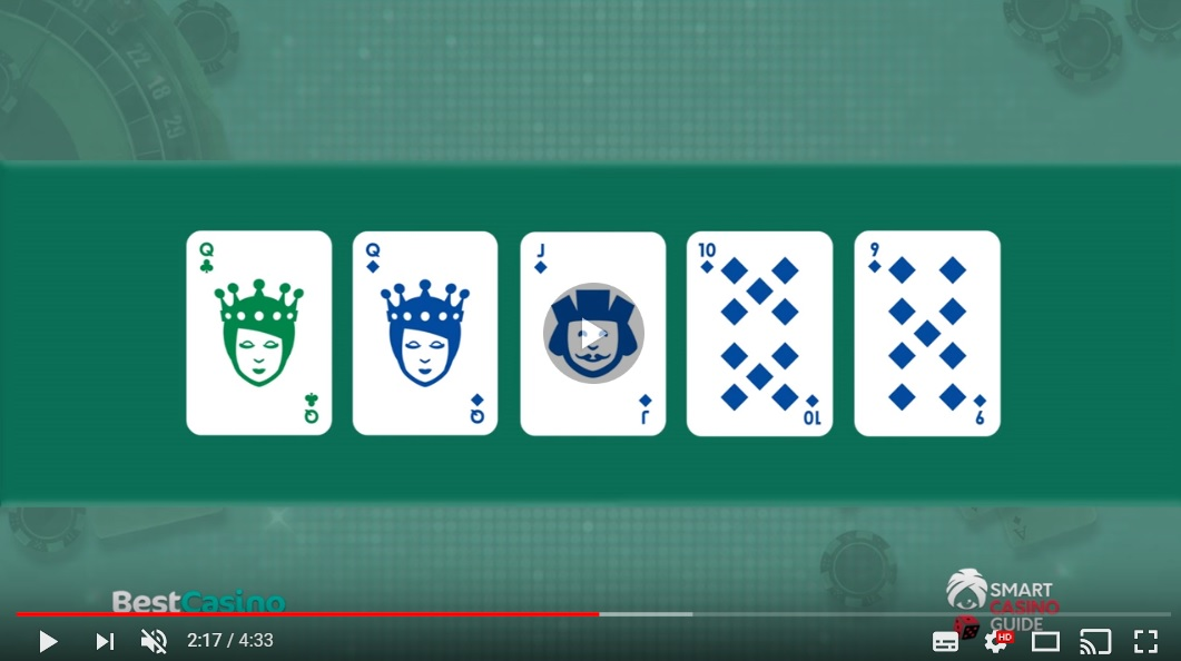 4 card poker casino rules