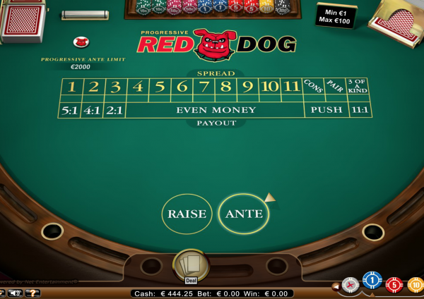 card game red dog-online-rules