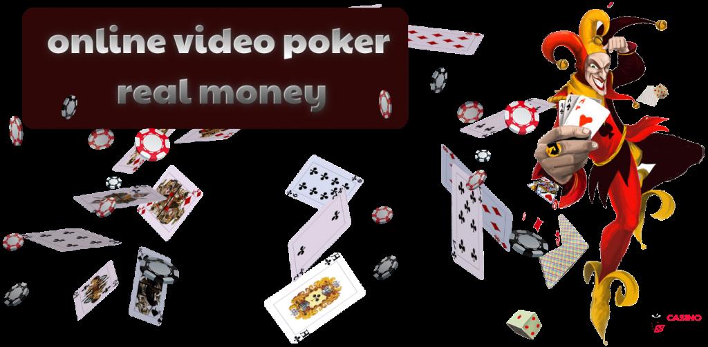 text - online video poker real money - joker