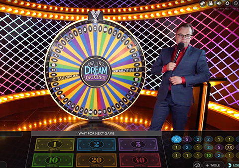 Live Money Wheel_Dream-Catcher_online casino game