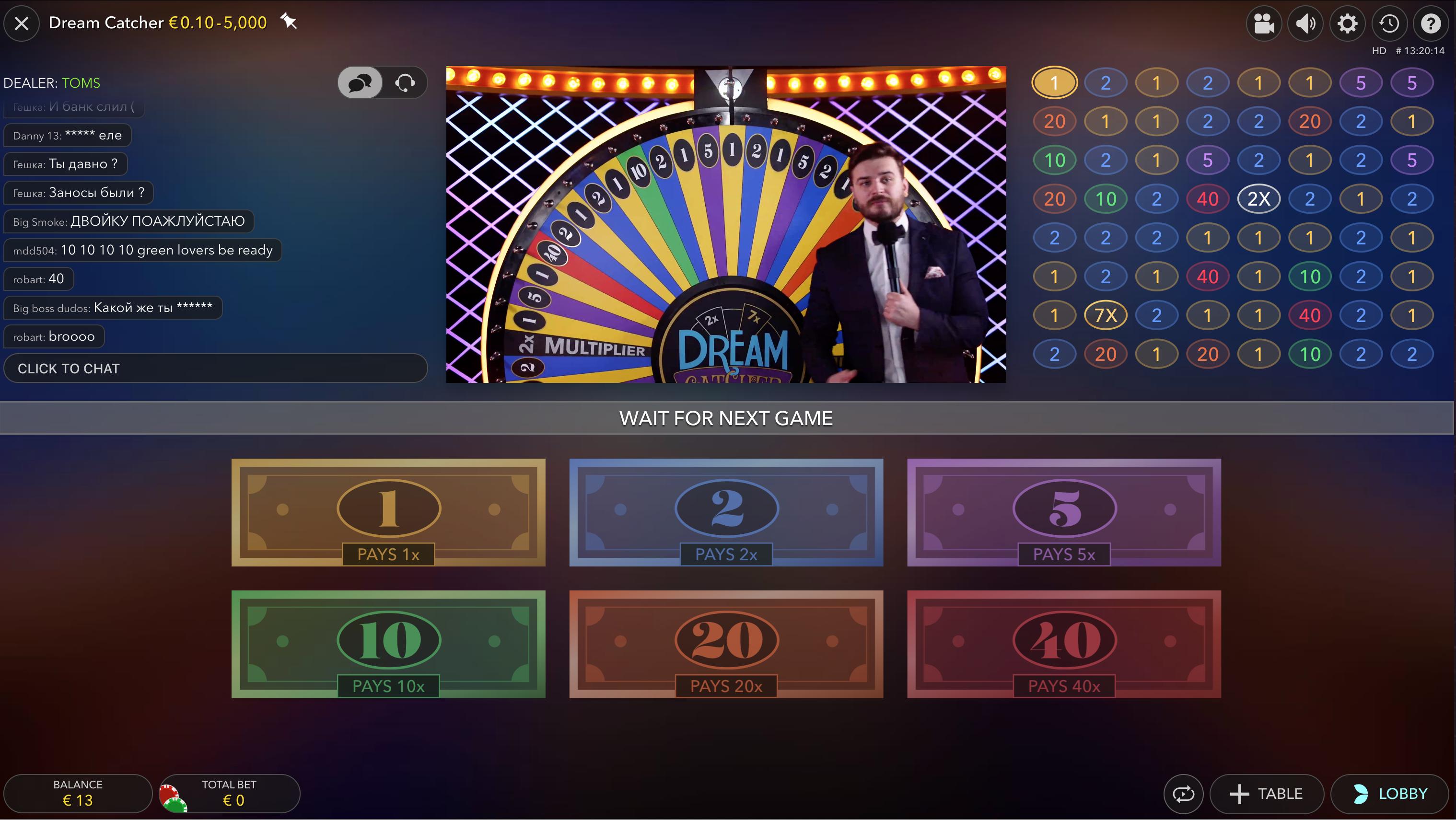 Money wheel game online Klasiskais režīms Datoru ekrāniem