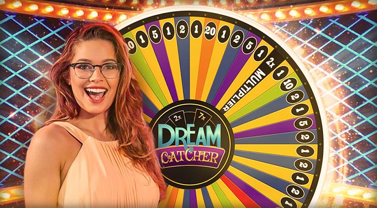 live dreamcatcher game online