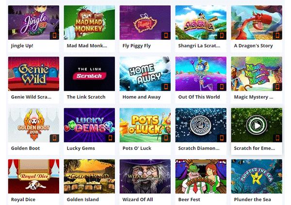 scratch cards raaputusarvat raaputuspelit kasinopelit netissä parhaat kasinopelit kasino verkossa