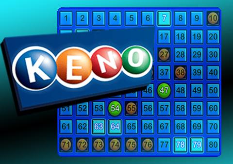 Keno casinospill på nett