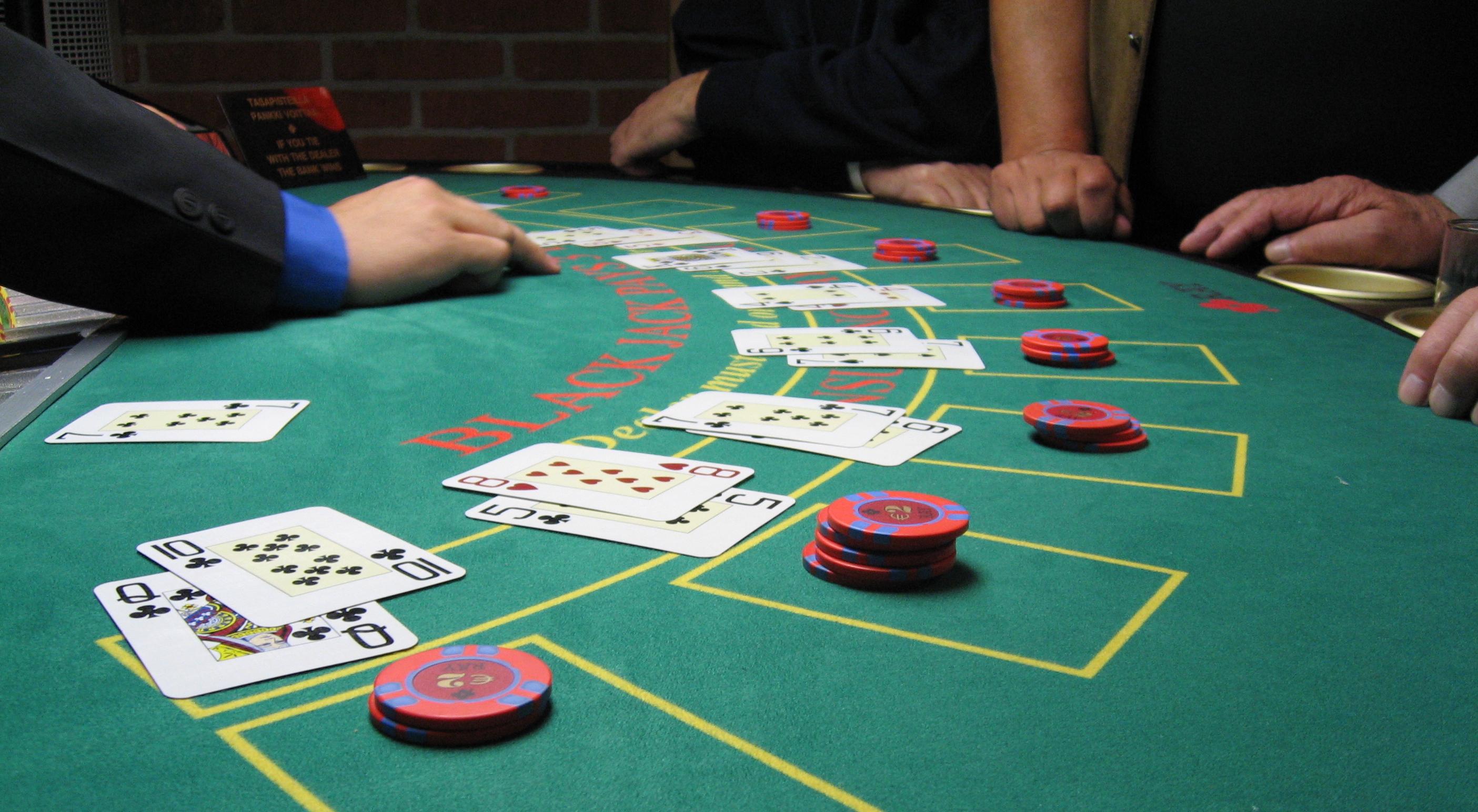 Blackjack strategi_regler_martingale systemet