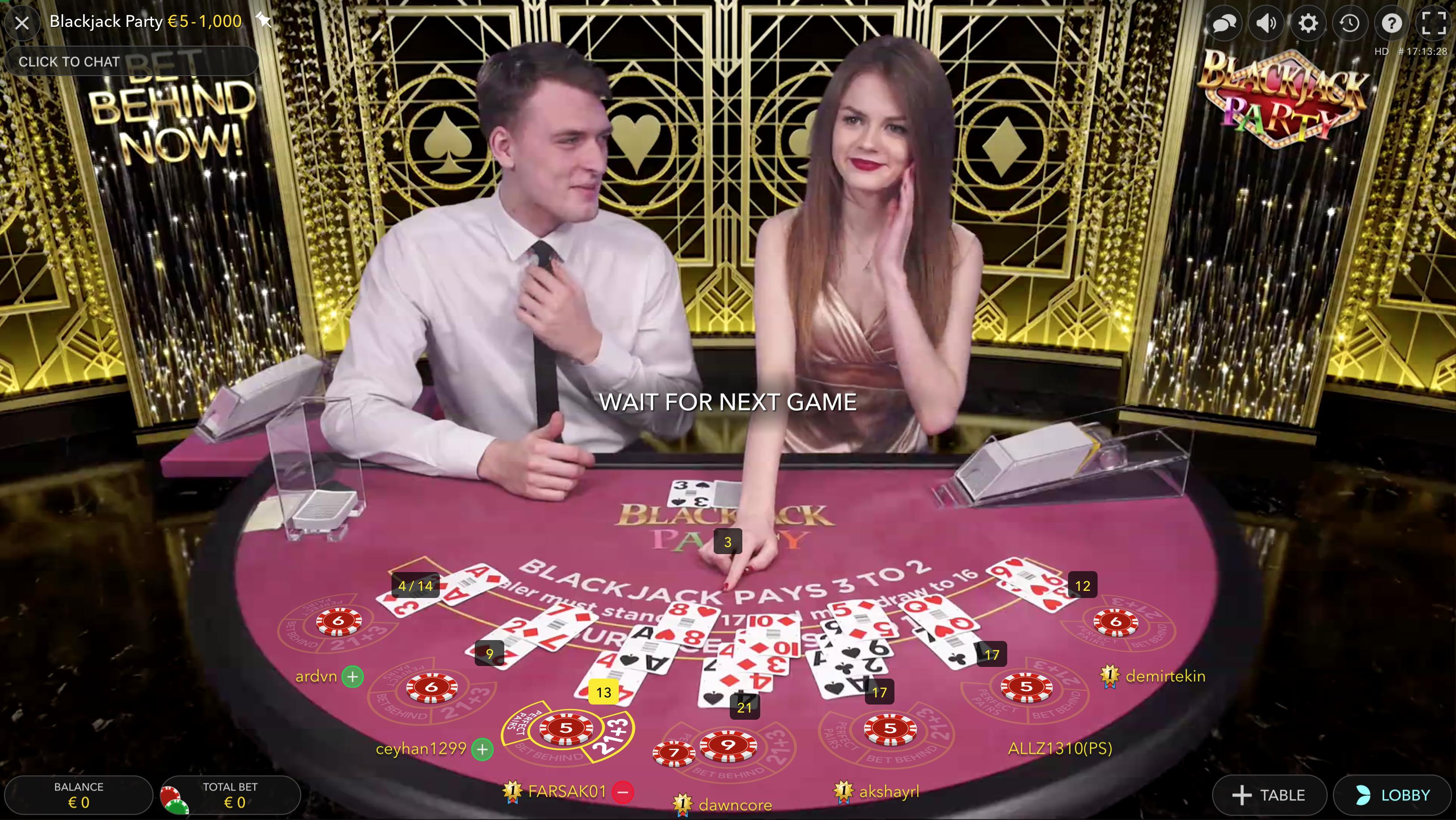 BlackJack regler_21 kortspill_paroli_strategier