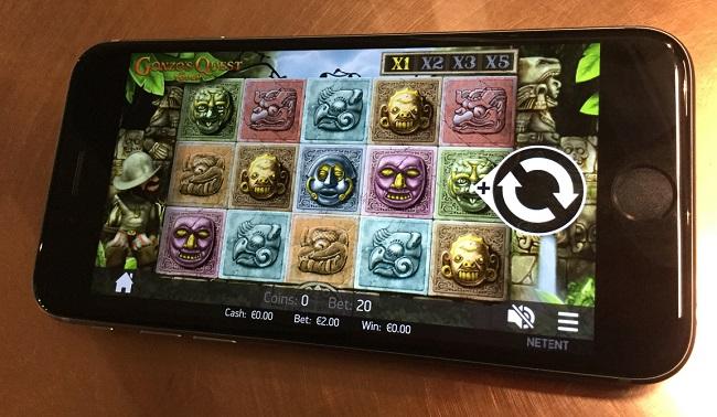 50 free spins gonzos quest