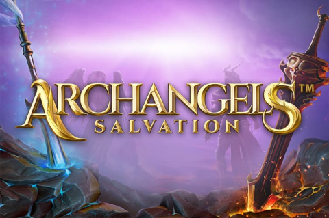 Archangels Salvation slot game Featured image