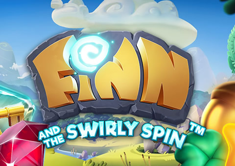 Finn And The Swirly Spin slot game Featured image