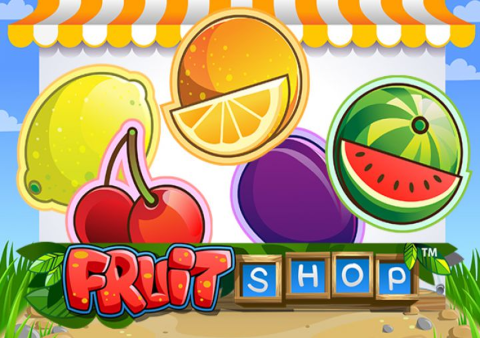 Fruit Shop slot game Featured image