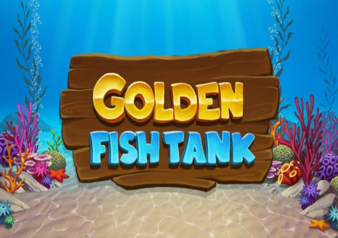 Golden Fish Tank slot game Featured image