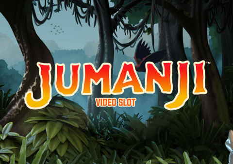 Jumanji slot game Featured image