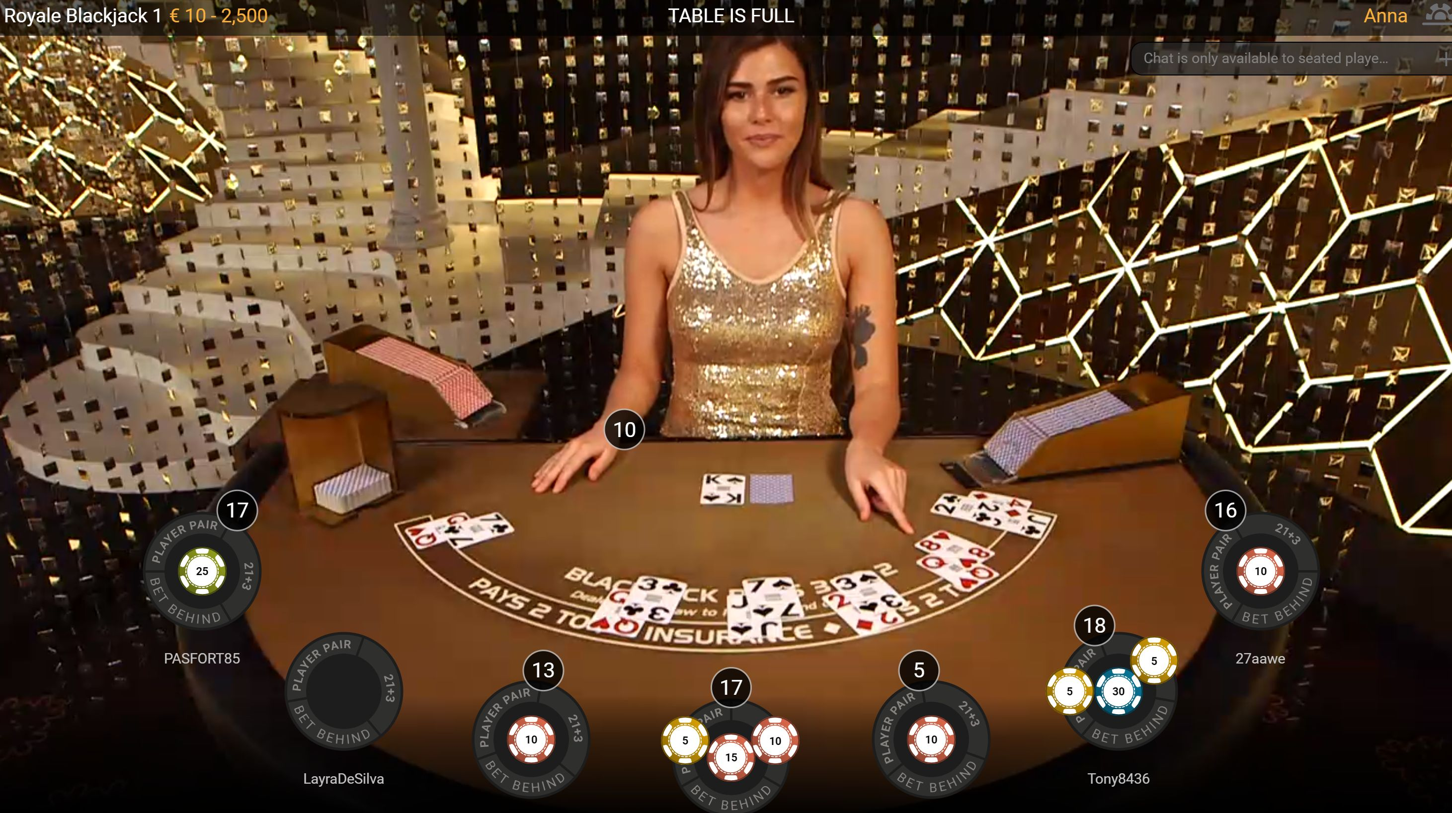Live Casino Games Online 2021 Top Casinos To Play