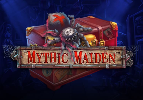 Mythic Maiden slot game Featured image