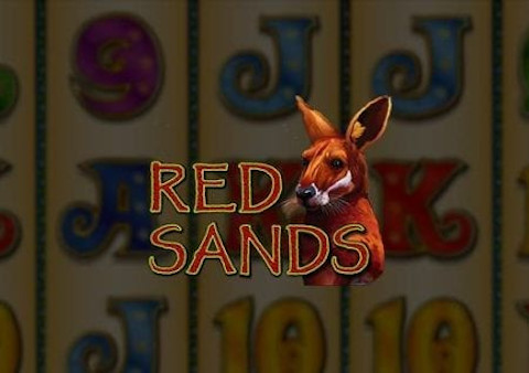 Red Sands slot game Featured image