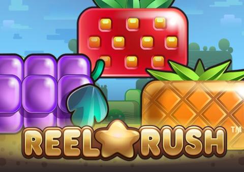 Reel Rush slot game Featured image