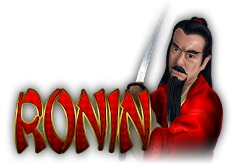 Ronin slot game Featured image