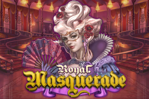 Royal Masquerade slot game Featured image