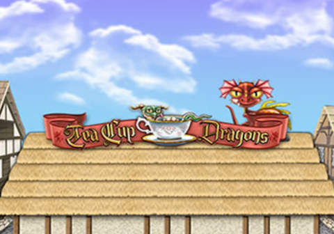Tea Cup Dragons slot game Featured image