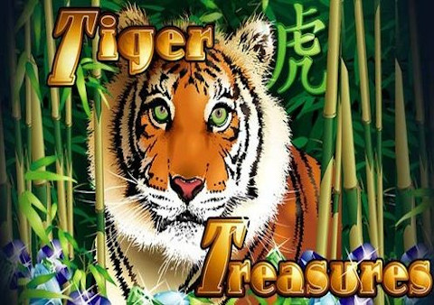Tiger Treasure slot game Featured image