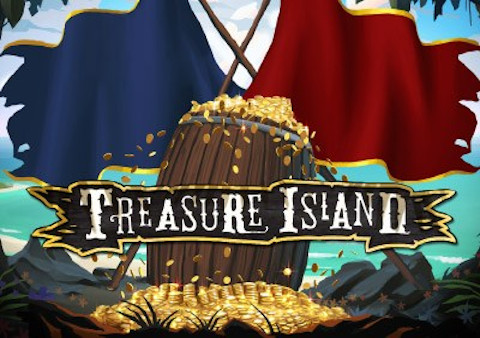 Treasure Island slot game Featured image