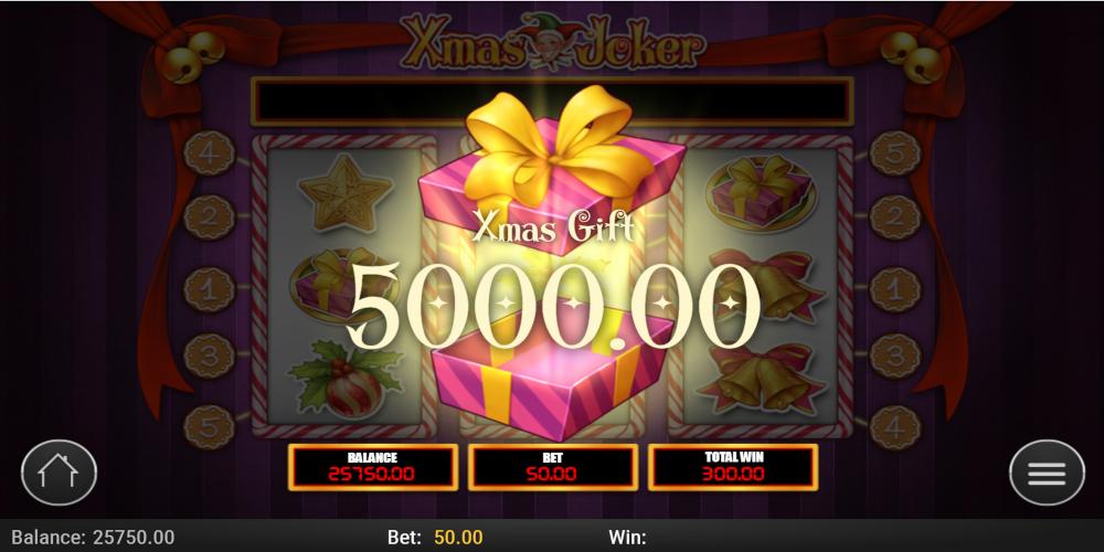 Xmas Joker slot review - Free play DEMO - TOP casino list ????–??