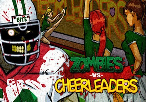 Zombies vs Cheerleaders slot game Featured image