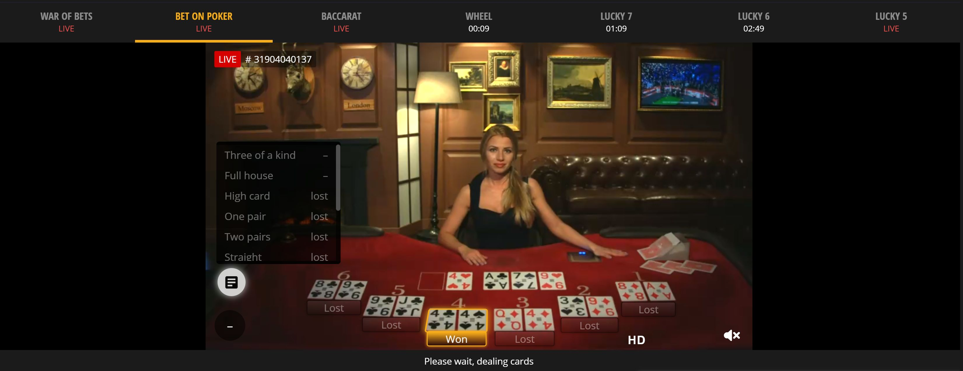 betgames tv best live casino dealer blackjack site baccarat online casino roulette online