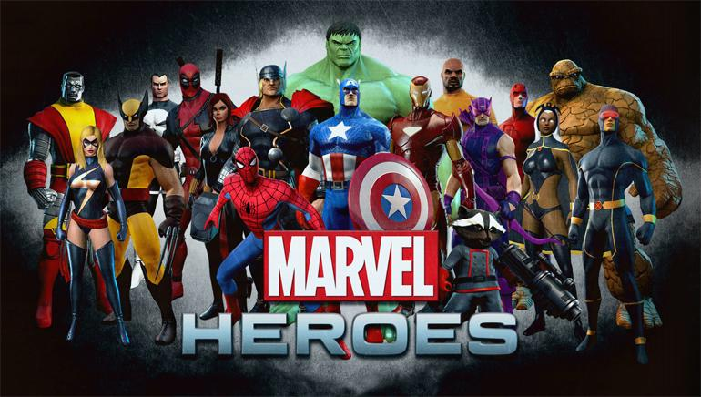 best Marvel heroes Slots Online Casino games slots