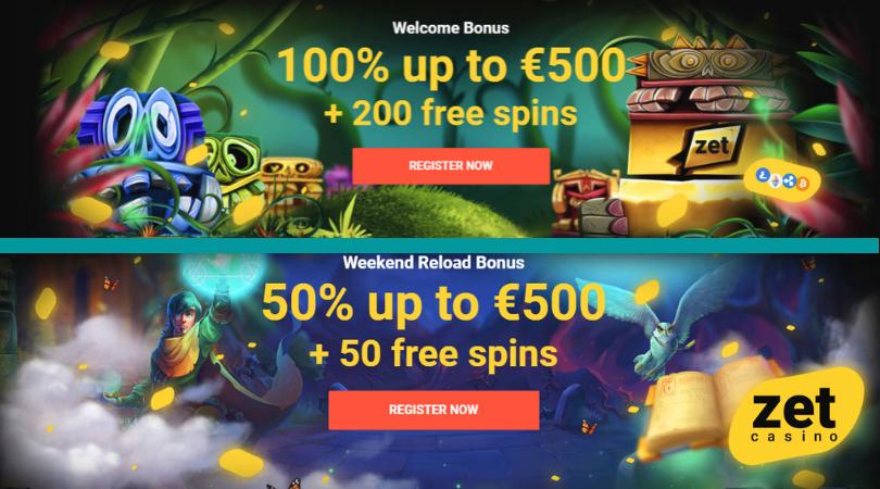 zet casino bonus code zet casino promo code welcome bonus zet casino free spins