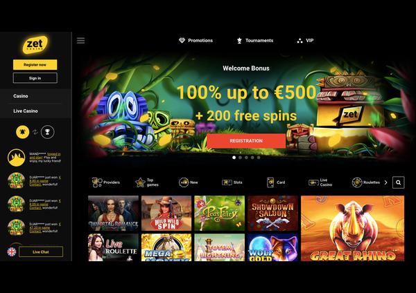 zet casino zetcasino online live dealer and live casino for blackjack slot baccarat