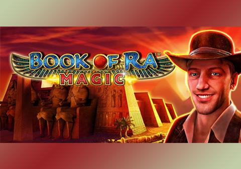 Book of Ra online spēļu automāts