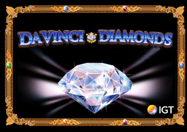 DaVinci Diamonds slot Nettikasinot