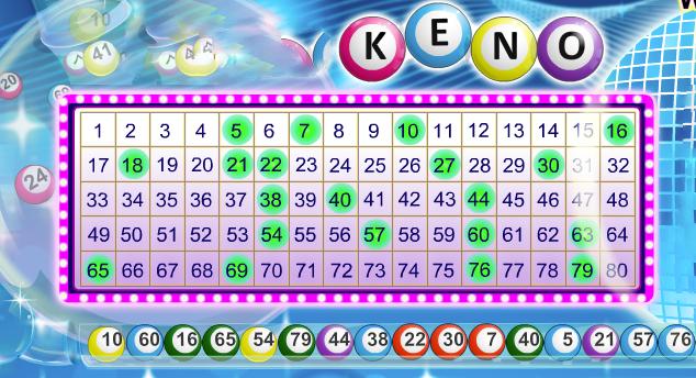 online kasiinod casino bingo keno