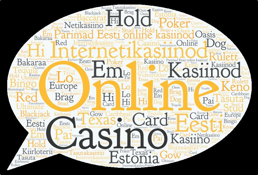 online kasiino