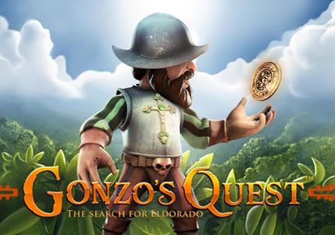 Gonzos Quest spēļu automāts - bārdainam puisim vārdā Gonzo